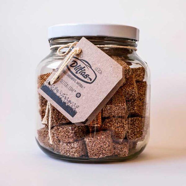 Amaranto con Chocolate