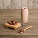 Licuado enérgetico - Nuez con Cocoa